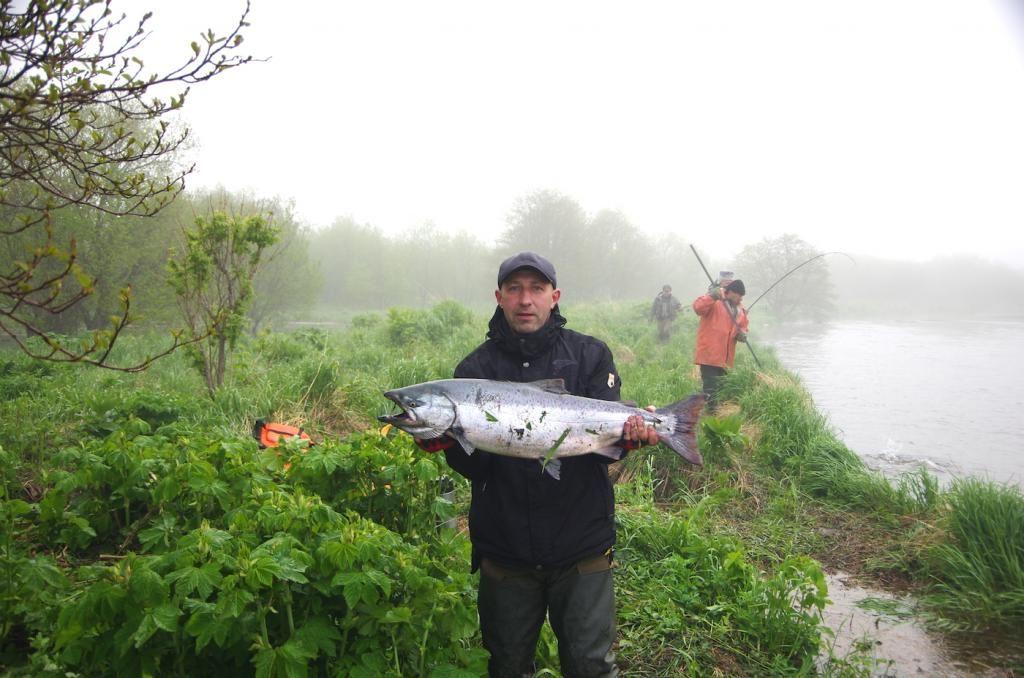 камчатка рыболовный район