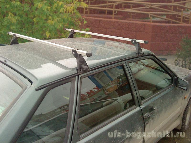 Багажник на крышу своими руками ваз 2114