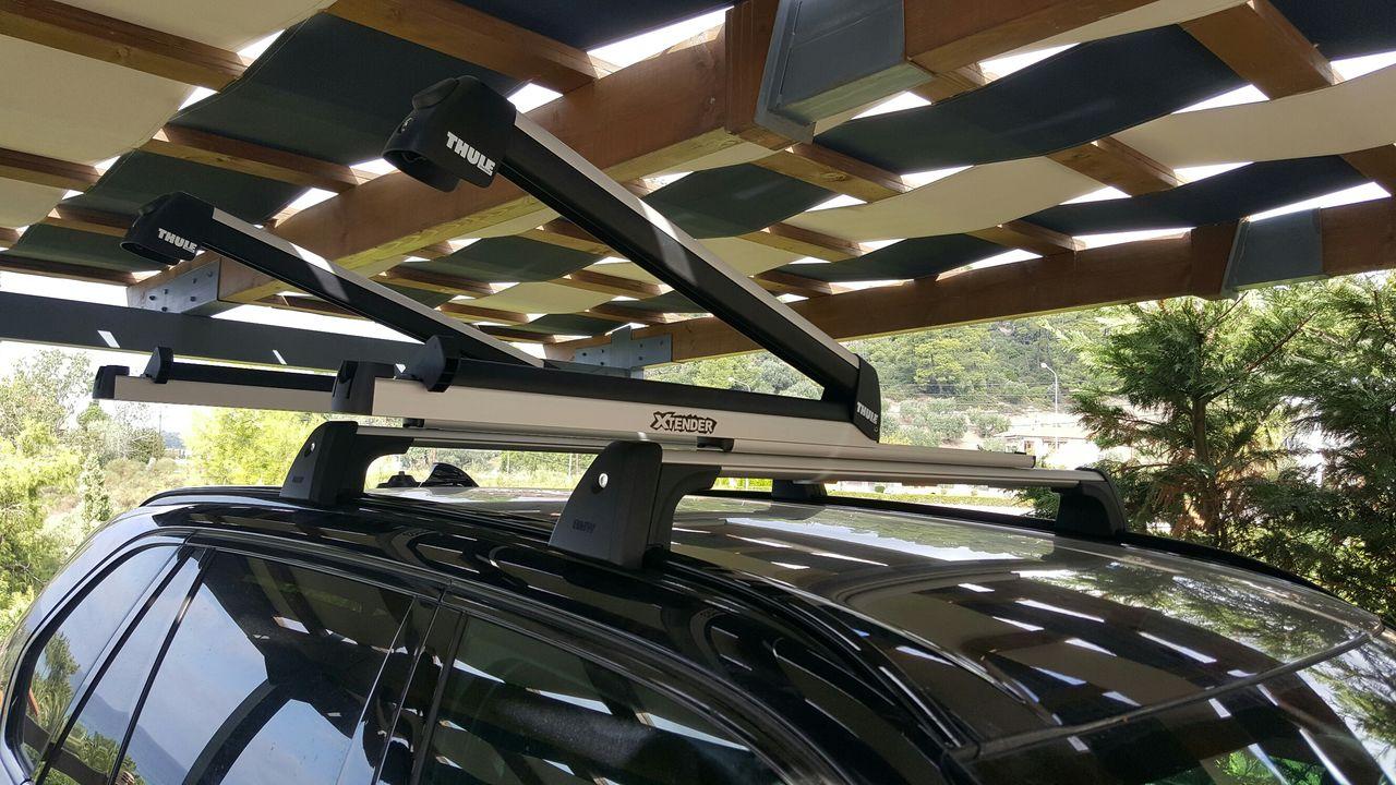 Клуб террановодов багажник на крышу