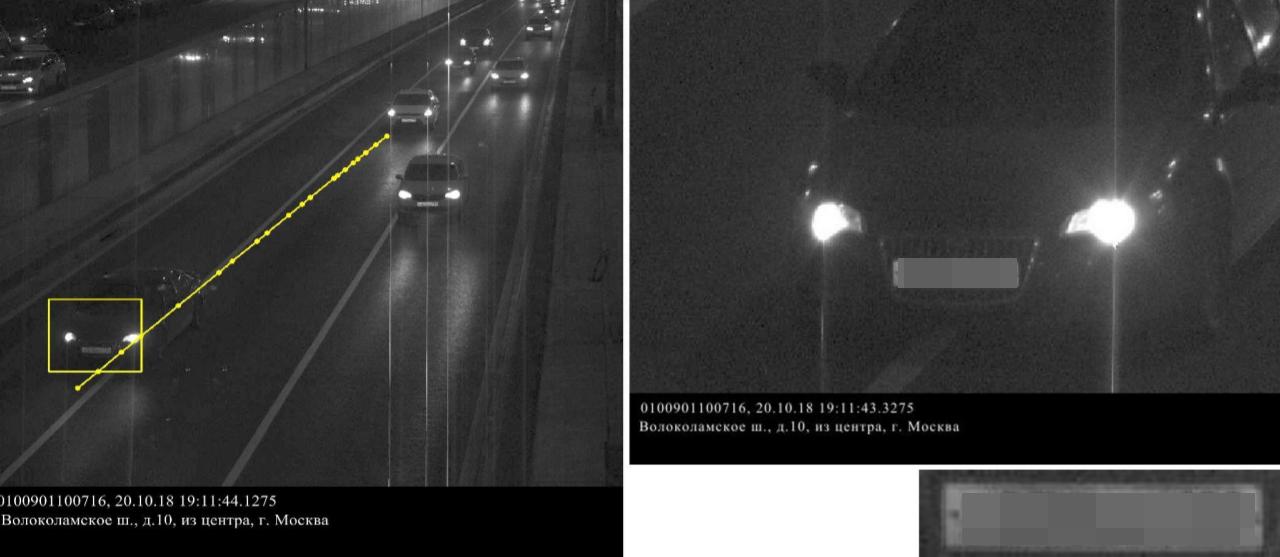 Фотографируют ли камеры ночью на дороге