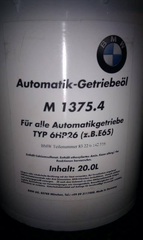 Масло в АКПП E90 - BMW Club