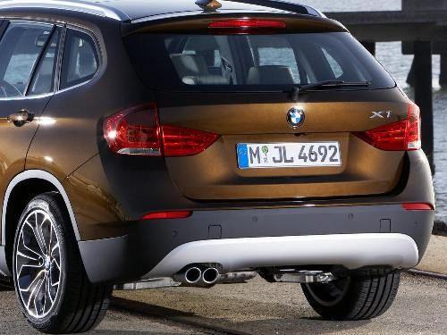 BMW X1 10 E84 R LRG