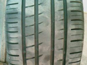 Колёса R19 резина Pirelli 255/45 летняя