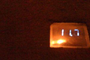 Экран в полу крышки пола багажника 2