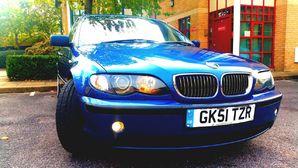BMW E46 330D SE