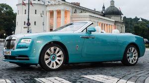 Rolls Royce in Vilnius