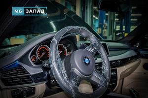 Приборная панель BMW 5-series F10: замена