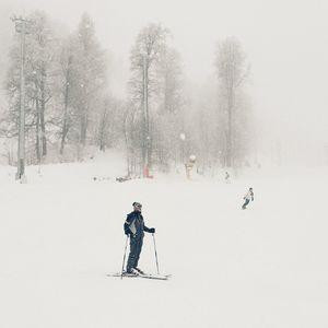 Лыжня и Борд