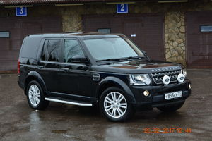 Land Rover Discovery IV Рестайлинг