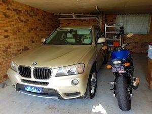 Мой гараж