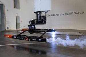 Oracle Team USA, Shooting Aerolab der BMW Group, 15.10.2015