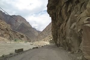 Памирский тракт (фото).