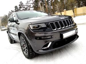 New 2014 Jeep Grand Cherokee SRT