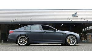 BMW F90 M5 tuning