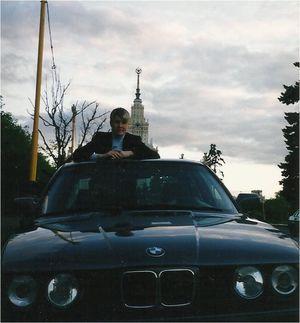 С него началась великая любовь к BMW!!!