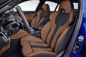 БМВ-М5 коричневый