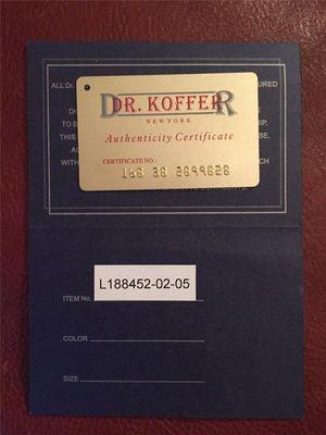 Портплед Dr.koffer L188452-02-05