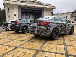 BMW X6///MAFIA!