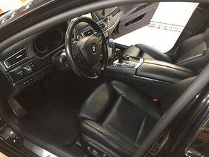 BMW 750Ldx (F02)