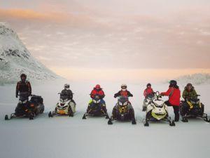 Ски-ду в Ловозерье-2021