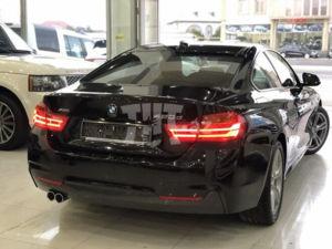 BMW 420, 2017