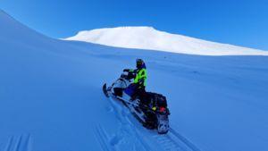 Ски-Ду в Хибинах, март-2021